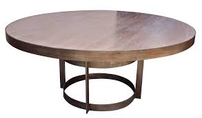 reclaimed wood extending dining table quot high end dining table rotary extending round to round