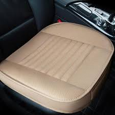 <b>Summer Car</b> Seat Cover Summer Breathable PU Leather Cushion ...
