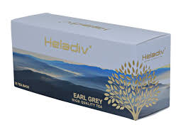 <b>Черный чай Heladiv HD</b> Earl Grey в количестве 25шт