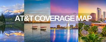 AT&T Coverage Map: How it Compares | WhistleOut