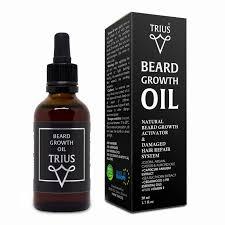 TRIUS <b>Масло</b>-<b>активатор роста бороды</b> BeardGrowth Oil 50ml