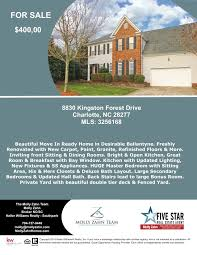 just listed in popular ballantyne area