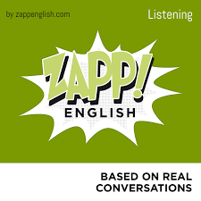 Zapp! English Listening (English version)