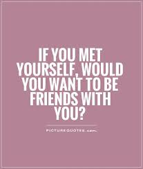 image result for do you want to meet yourself