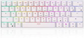 <b>RK61</b> 60% RGB <b>Mechanical Gaming Keyboard</b> Small Compact 61 ...
