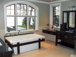 pics of bathroom designs:  dp heather guss beige contemporary bathroom tub hjpgrendhgtvcom