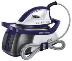 <b>RUSSELL HOBBS Steam generator</b> irons