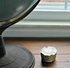 cup candle diy decor diy concrete candle holders concrete tealight holder diy diy concrete