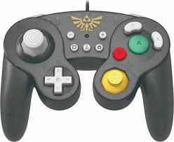 <b>Геймпад Hori Battle</b> Pad <b>Zelda</b>, HR48, для консоли Nintendo ...