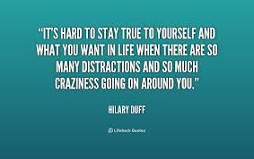 Be True To Yourself Quotes. QuotesGram via Relatably.com