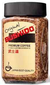 Купить <b>Кофе растворимый BUSHIDO</b> Original сублимированный ...