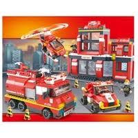1 670 ₽ <b>Конструктор SLUBAN Пожарные спасатели</b> M38-B0226