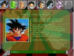 Image result for dragon ball z game screenshots
