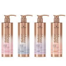 <b>Schwarzkopf Professional Blondme Blush</b> Wash 250ml - ASHLEY ...