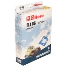«<b>Набор пылесборников Filtero</b> FLZ 06 (3) ЭКСТРА ...