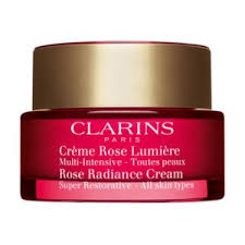 <b>Крем</b> для лица <b>Clarins Multi</b>-<b>Intensive</b> Rose Lumiere <b>Cream</b> ...