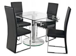 round glass extendable dining table:  glass dining table perth oval extending clear glass dining table free delivery