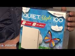 Вытяжной <b>вентилятор Vents</b> 100 <b>Квайт</b>-Стайл купить в магазине ...