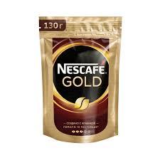 Купить <b>Кофе растворимый Nescafe</b> GOLD с добавлением ...