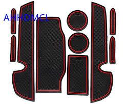 <b>Car</b> Anti Dirty Pad <b>Door Groove Gate</b> Slot Cup Armrest Storage Pad ...