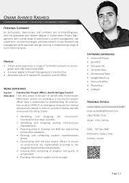 cv  amp  construction portfoliocv  amp  construction portfolio  personal summary an enthusiastic  determined  and confident site architect engineer