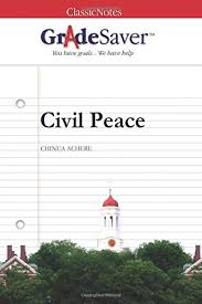 civil peace essay questions  gradesaver civil peace