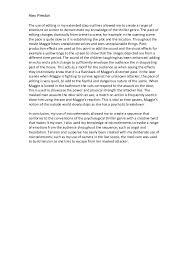 film study essayfilm study essay reflective analysis film studies