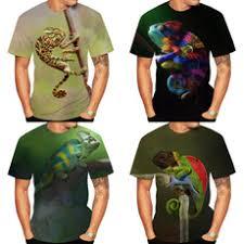 2020 <b>New Fashion Lizard</b> T Shirt Going Out Street High Quality ...
