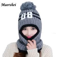 <b>MAERSHEI</b> High Quality Ski Cap 2019 <b>New</b> Brand Wool Fur Lining ...