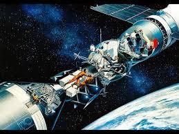 АРХИВ NASA: Стыковка «<b>Союз</b>-<b>Аполлон</b>» - YouTube
