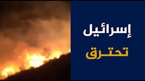 اخر اخبار حريق اسرائيل …