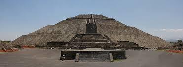 Resultado de imagen para teotihuacan piramide del sol