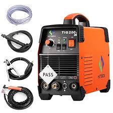 200 amp Portable <b>TIG Welding Machine</b> High Frequency 220V <b>TIG</b> ...