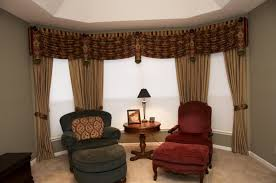 Large Kitchen Window Treatment Window Treatments Ideas For Large Windows Home Intuitive Front
