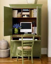 impeccable industrial computer desk armoire office desk