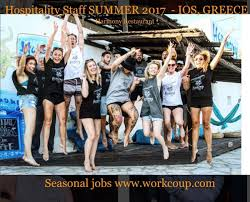 hospitality staff to work summer in ios workcoup overview