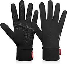 anqier Running Gloves, Lightweight Touchscreen ... - Amazon.com