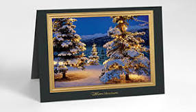 Business Christmas Cards & Personal Holiday Cards | The Gallery ...