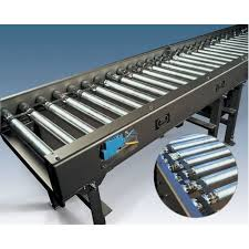 <b>Classic</b> Automation <b>Stainless Steel Chain</b> Driven Roller Conveyors ...