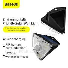 Shop <b>BASEUS Energy Collection Series</b> 4 PCS Solar Human Body ...