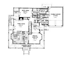 House Plan at FamilyHomePlans comBungalow Farmhouse Victorian House Plan Level One