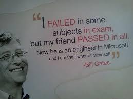 SA PARAVUR: Famous Quotes of Bill Gates