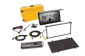 Комплект света Kino Flo <b>FreeStyle</b> 21 LED DMX Kit, Univ w/ Flight ...