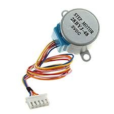 NeitKaarsh India <b>3pcs Gear Stepper Motor</b> DC 5V 4 Phase: Amazon ...