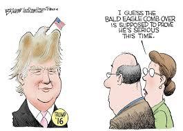 Bald Eagle Trump - Trump Memes via Relatably.com
