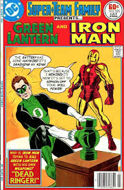 Iron Man vs The Green Lantern | Crossover | Know Your Meme via Relatably.com
