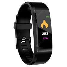 <b>ID115 Plus 0.96</b> inch Smart Bracelet - Black - VENDA MAIS ...
