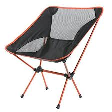 LayOPO Folding <b>Camping Chairs Outdoor</b> Chairs <b>7075</b> Aluminu ...