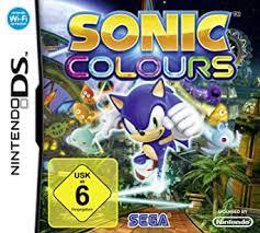 <b>Sonic Colours</b>: Amazon.de: Games