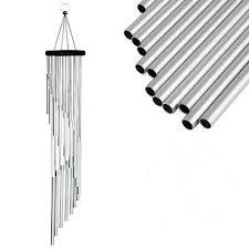 Outdoor Large <b>Wind</b> Chimes <b>18 Metal Tubes</b> Windbell Home ...